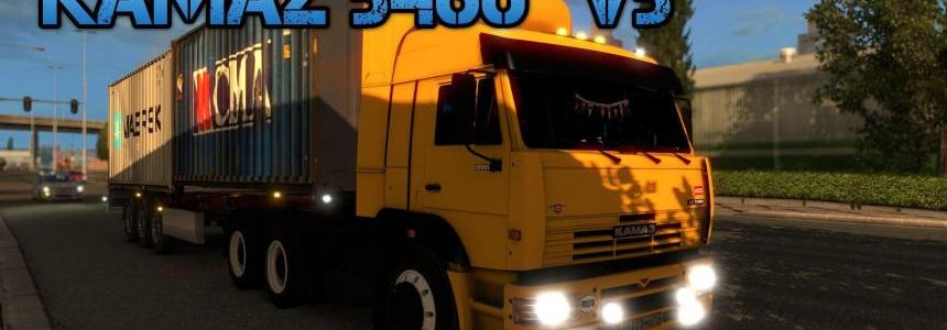 Kamaz 5460 v5.0