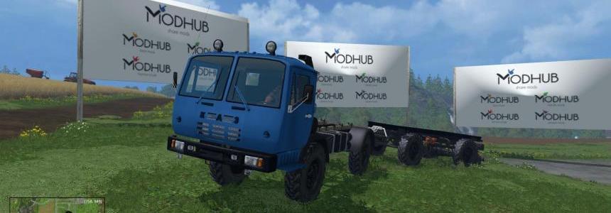 KAZ Truck + Trailer v1.2