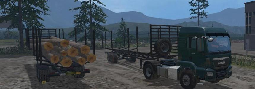 LogOn Logging Trailer v1.0