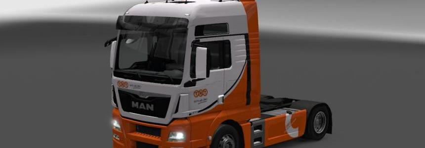 MAN TGX & Euro6 TNT Version 1.20.x