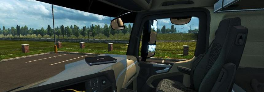 Mercedes Actros MP4 Table v1.1