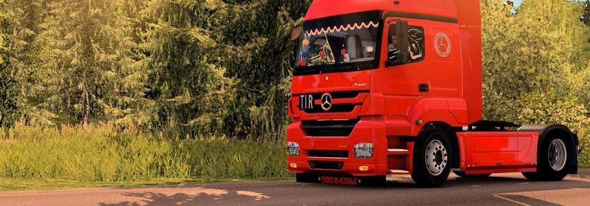 Mercedes Axor+Addons