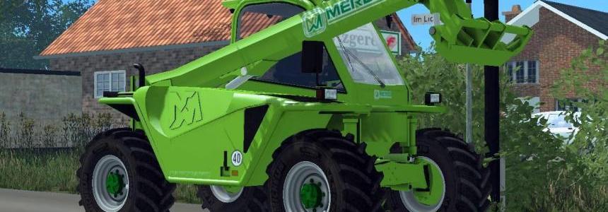 Merlo P417 TurboFarmer V5.0