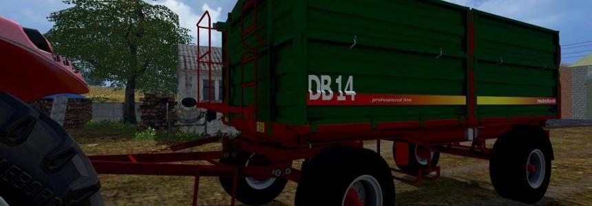 MetalTech DB14 v2