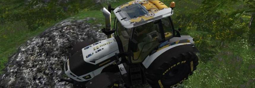 Minion Tractor 7250 v1.0
