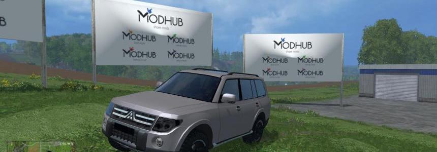 Mitsubishi Pajero Full v1.0