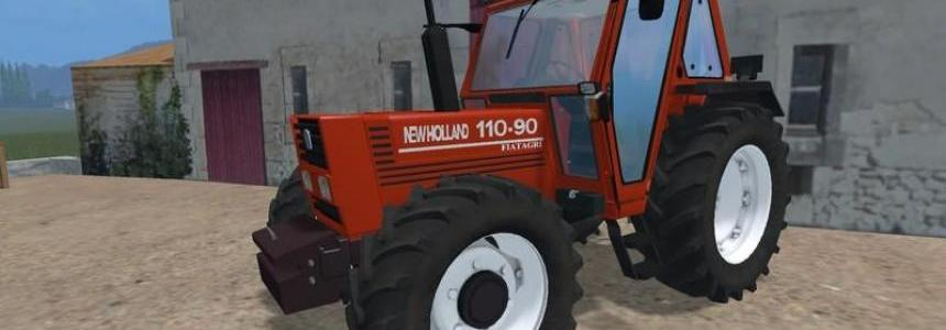 New Holland 110 90 DT v1.0