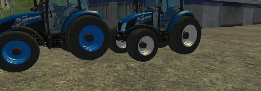 New Holland T 105 v1.0