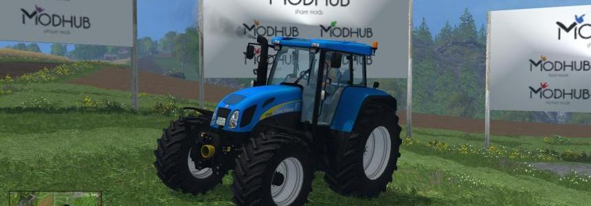 New Holland T7550 v3.1