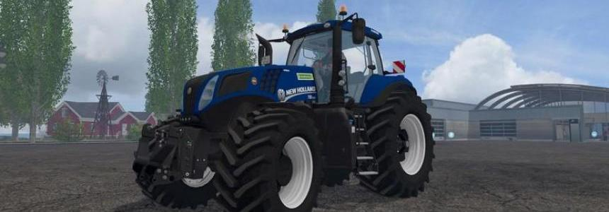 New Holland T8 420 BluePower v1.0