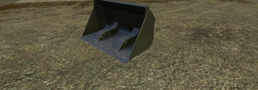 New Holland Wheelloader Shovel v1.0