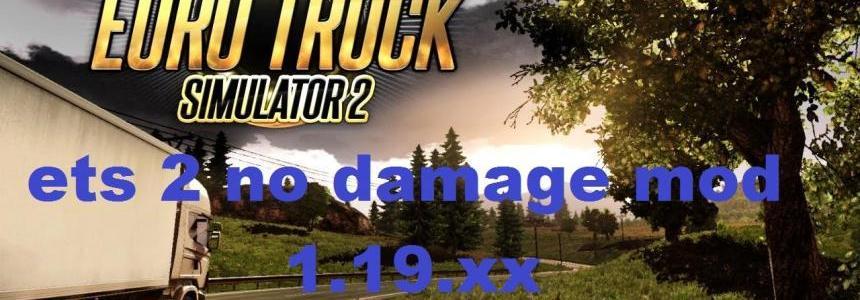 No damage mod 1.19.xx