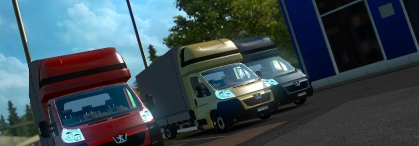 Peugeot Boxer Cargo Ai Traffic