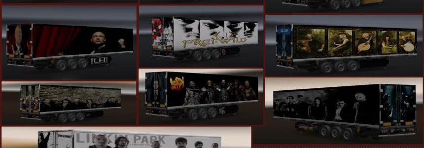 Rockband Trailers Pack