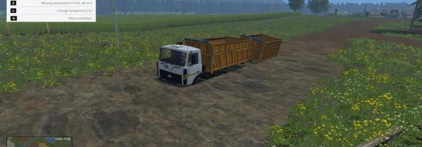 Samara Volga v2.0 Multifruit