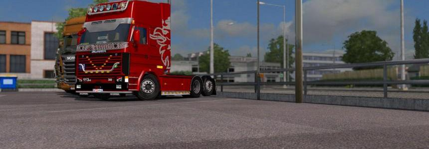 Scania 113M & 143M 1.19.x