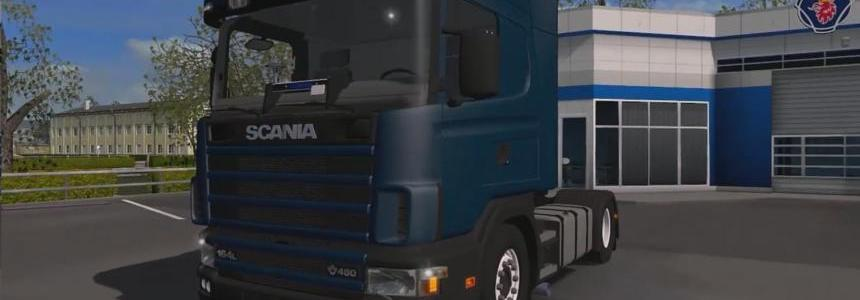 Scania 4 Baltic