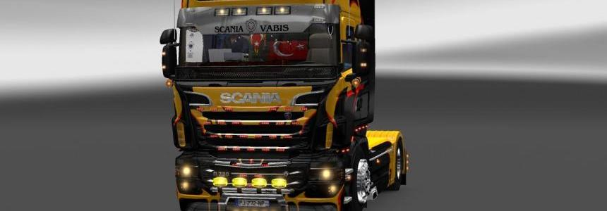 Scania MultiMod Turksch Delight v2  (1.19)