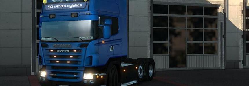 Scania r2008 v3.1 1.19