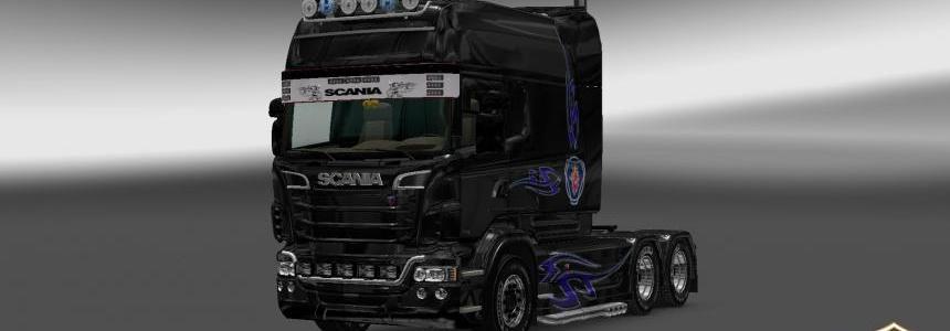 Scania RJL Longline Skin