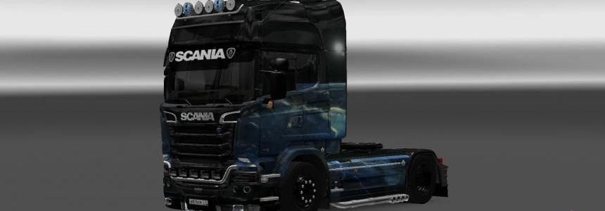 Scania Streamline Stratos Skin