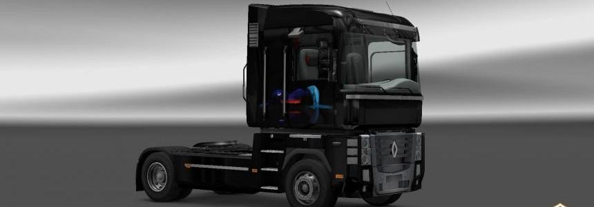 Skin Art for Renault Magnum