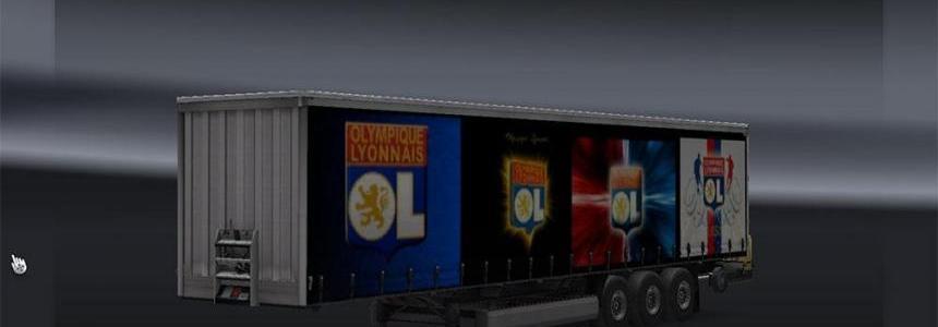 Skin Olympique Lyonnais V2