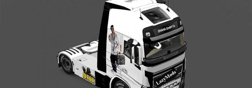 Snoop Dogg Skin for Volvo 2013