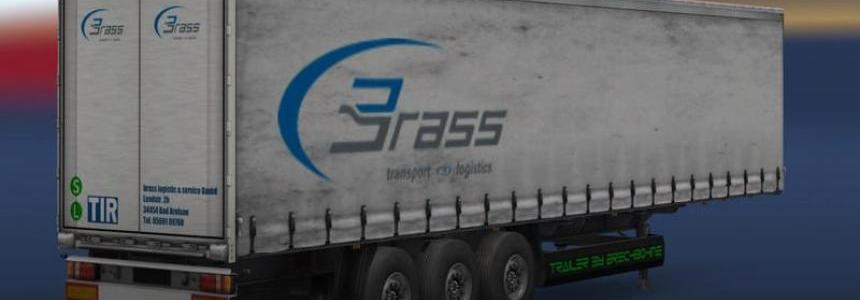 Spedition Brass Trailer v1.0