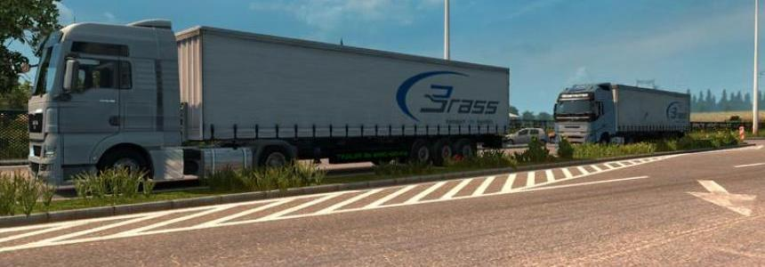 Spedition Brass Trailer v1.1