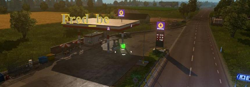 Statoil Gas Station V1.19