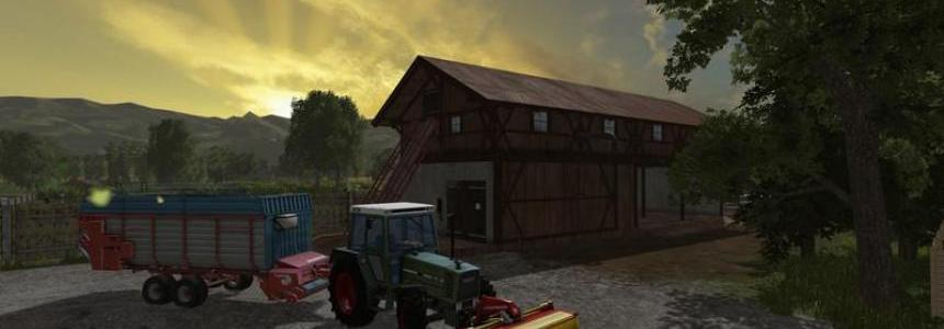 Straw and haybarn v1.0