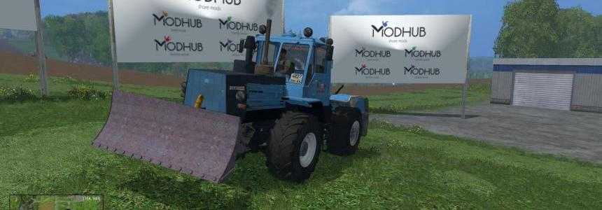 Tractor 150K T-09 with Blade v1.5