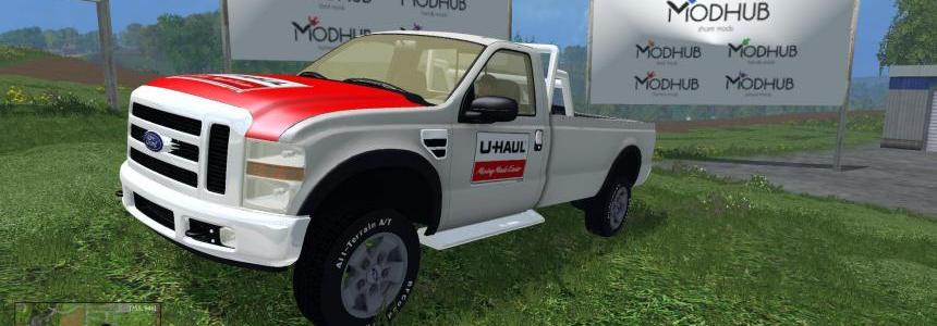 UHaul F-250 v1