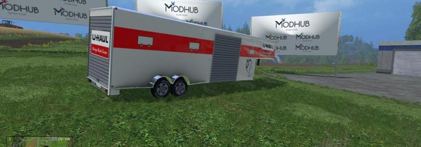 Uhaul Semi Trailers v1