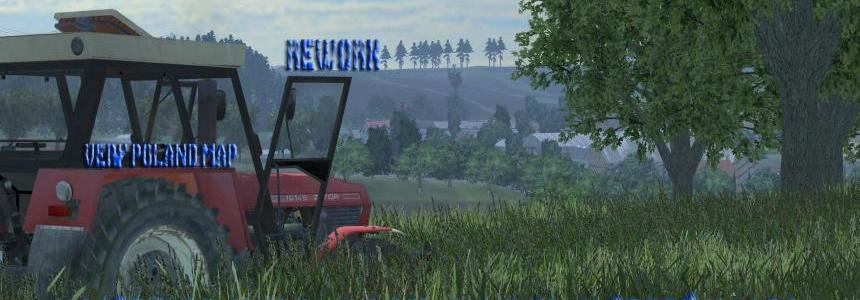 Very poland map Rework (FS2013) v1