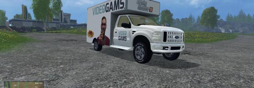 Videogams Canada Truck v1