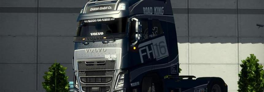 Volvo FH 2012 v18.8r by Pendragon