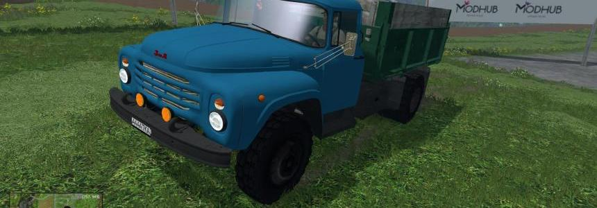 Zil 130 Blue v1.0