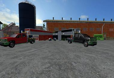 Gooseneck Trailers Version v1