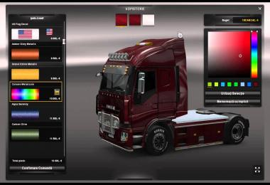 Iveco Stralis 750 HP (singleplayer / multiplayer)