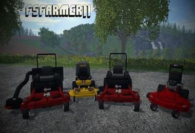 Lawn Mower Pack v1.0
