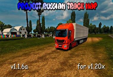Project Russian Truck Map v1.1.6a Full