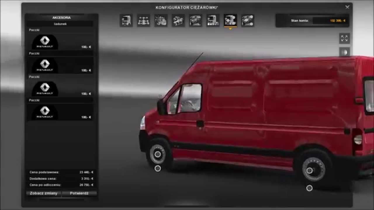 renault master furgon l2h2. Black Bedroom Furniture Sets. Home Design Ideas