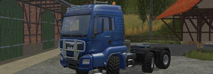MAN Agro Truck Mattxjs Edition