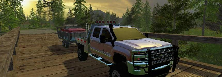 Chevy Silverado 3500HD z71 off road v1.1