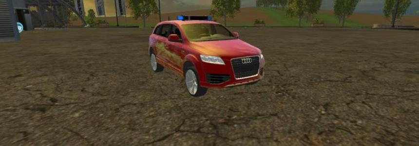 Audi Q7 KdoW v1