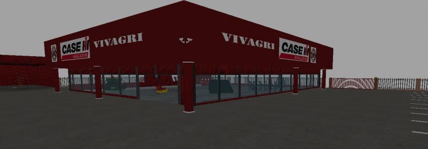ZORLAC STORE VIVAGRI - CASE.IH  leger