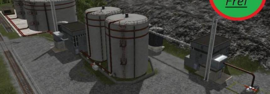 Oil Company v1.2 Plazierbar