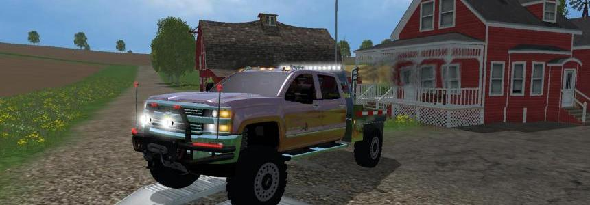 CHEVY SILVERADO 3500HD v1.2